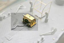 Coastal Craft Winch 1:72 Scale Model boat Fittings