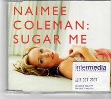 (FM499) Naimee Coleman, Sugar Me - 2001 DJ CD