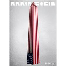 RAMMSTEIN IN AMERIKA 2 BLU-RAY ALL REGIONS NEW