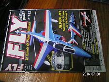 ?µ µ? Revue Fly n°182 Alpha Jet Cessna 182 XL ZERO