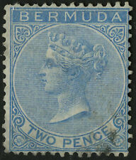 Bermuda  1865-74  Scott #  2  USED