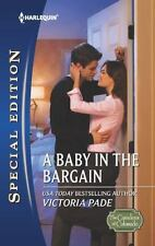 A Baby in the Bargain (Harlequin Special Edition), Pade, Victoria, 0373657366, B