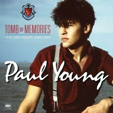 Tomb Of Memories: The Cbs Years (1982-94) - Paul Young (2015, CD NEUF)