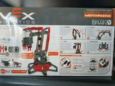 VEX Robotics Motorized Robotic Arm Hexbug Robotics STEM Educational Toy New!