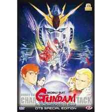 Dvd Mobile Suit Gundam The Movie - Il Contrattacco Di Char