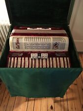 Vintage Gretsch La Tosca Accordion Musical Instrument/made in Italy,fiesta model