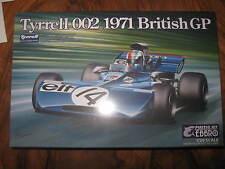 1:20 tyrrell ford 002 J. Stewart 1971 Ebro nº 008-5800 kit kit nuevo embalaje original