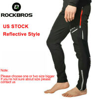 ROCKBROS Cycling Pants Casual Bicycle Bike Tights Riding Sports Long Trousers US