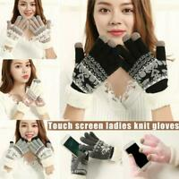 Extra-warm Fleece Screen Available Gloves - High Quality