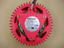 75mm VGA Video Card Fan HD 6870 6950 6970 6990 PVB070G12N 4Pin 2.0A 193 #M789 QL