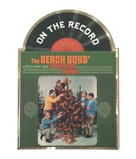 "2013 Panini Beach Boys Trading Cards ""On The Record"" Christmas Album #5"