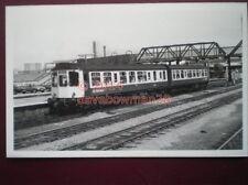 PHOTO  DIESEL MULTIPLE UNIT - METRO TRAIN 1987