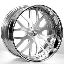 "4ea 22"" Staggered AC Forged Wheels Rims 818 ST 3 pcs (S1)"
