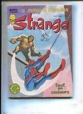 STRANGE #99 SPIDER-MAN FRENCH COMIC BOOK! (VF) 1978