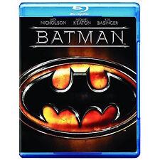 BATMAN BLU-RAY - SINGLE DISC EDITION - NEW UNOPENED - MICHAEL KEATON