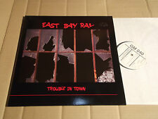 EAST WAY RAY - TROUBLE IN TOWN and POISON HEART - 4-TRACK-EP - GM 040 - FRANCE