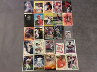 HALL OF FAME Baseball Card Lot 1978-2020 NOLAN RYAN KEN GRIFFEY JR TOM SEAVER +