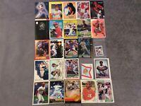 HALL OF FAME Baseball Card Lot 1978-2020 NOLAN RYAN KEN GRIFFEY JR TOM SEAVER +