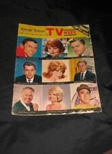 Sept 26 Oct 2 1965 Chicago Tribune TV Week Magazine FALL PREVIEW 34 Shows ADS