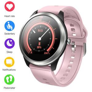 Girls Smart Watch Fitness Tracker Bluetooth Music Control for Apple Samsung LG