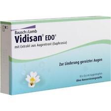 VIDISAN EDO Pipetta monodose 10x0,6 ml PZN4749284
