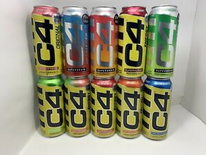 C4 12pack Drink Carbonated Zero Sugar Energy Drink 16 Oz variety Pack