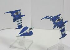 Starwars X-Wing, Guardians Of The Republic Custom Painted Delta-7, V-19 Torrents