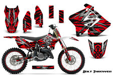 SUZUKI RM 125 250 Graphics Kit 2001-2009 CREATORX DECALS BTRNPR