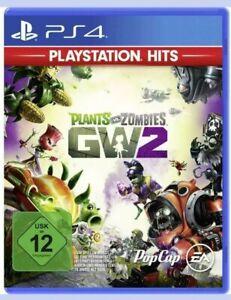 Plants vs Zombies Garden Warfare 2 PS4 (SONY PLAYSTATION 4) NEUWARE