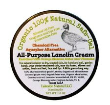 100% Natural pure lanolin Moisturizing Balm for Lips Hands Cuticles Last 24 hrs