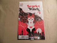 Scarlet Witch #1 (Marvel 2016) Free Domestic Shipping