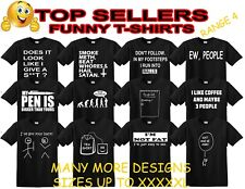 Funny Mens T-Shirts Novelty t shirts Joke t-shirt Birthday Gift Xmas shirt Party