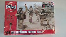 1/48 scale Airfix Operation Herrick Afghanistan British Infantry Patrol
