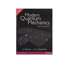 Modern Quantum Mechanics by J. J. Sakurai and Jim J. Napolitano *INTL ED*