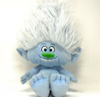 Dreamworks Guy Diamond Plush Trolls Movie Sparkle Shiny Large Blue Stuffed 16""