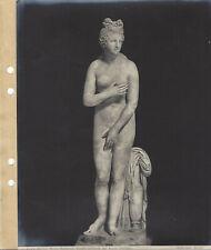 Brogi 5177. NAPOLI Museo Nazionale. Venere sortendo dal bagno (Pompei)