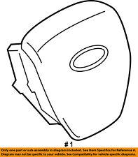 FORD OEM F-150 Airbag Air Bag-Driver Steering Wheel Inflator FL3Z15043B13AA