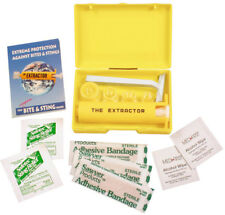 Sawyer Snake Bite & Sting Extractor Pump First Aid Kit