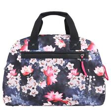 BNWT Accessorize 'Digi Lotus' Weekender Bag/Overnight Bag RRP £42