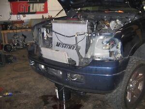 Mishimoto Radiator Fits 03-07 Ford F250 F350 F450 w/ 6.0L Powerstroke Engine