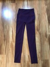 NWT $128 LULULEMON SZ 2 LIKE NOTHING 7/8 PANT TIGHT DARKEST MAGENTA Wunder Under
