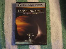 Exploring Space - The Quest for Life   (DVD, 2006) from the PBS Home Video