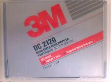 3M DC 2120 MINI DATA CARTRIDGE 120MB