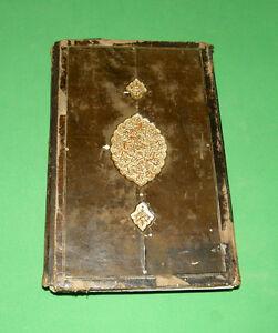 PERSIAN POETRY MANUSCRIPT DIVAN GHAZALIYAT SAEB TABRIZI 1135 AH (1722 AD):
