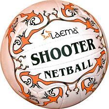 5X Durable Match Game NETBALL Advance Grip Natural Rubber Ball SHOOTER Size 5