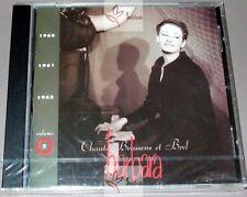 Barbara - CD Album - Chante Brassens Et Brel - Volume 2 - Neuf