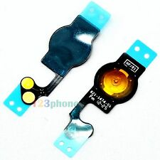 BRAND NEW HOME BUTTON FLEX CABLE REPAIR PART FOR IPHONE 5 #A-116