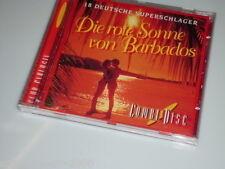 DIE ROTE SONNE VON BARBADOS CD MIT MICHAEL MORGAN DENNIE CHRISTIAN LEONARD ...