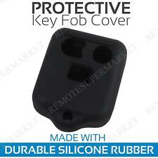 Remote Key Fob Cover Case Shell for 2001-2011 Mazda Tribute Black
