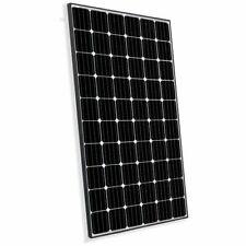 Pannello Solare Fotovoltaico 310W Monocristallino Cornice Nera Impianto Casa